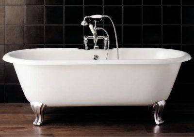 Основные характеристики ванны