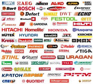 Самые известные бренды электроинструментов