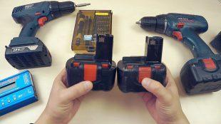 Особенности выбора инструмента с аккумулятором