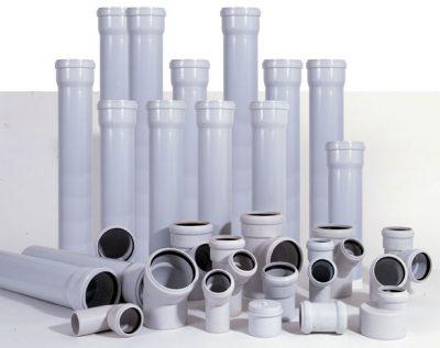 Пластиковые канализационные трубы