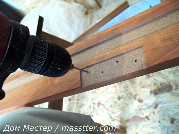 Точная врезка дверных петель (17)