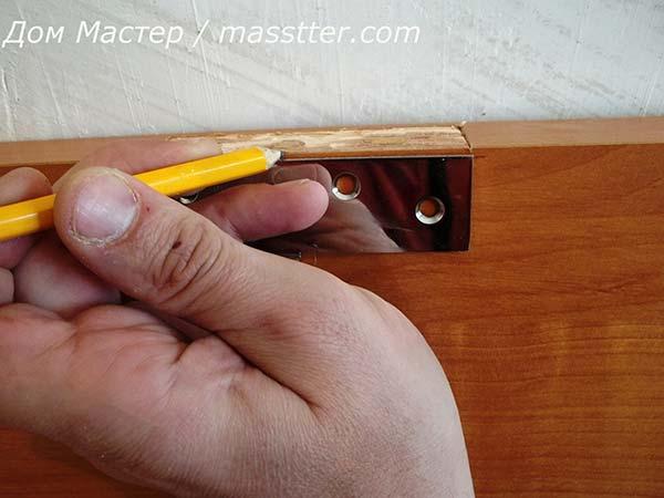 Точная врезка дверных петель (4)