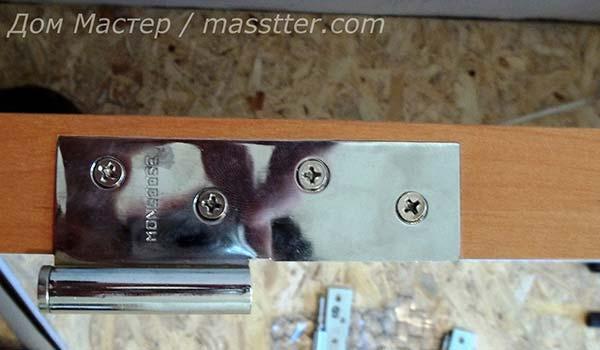 Точная врезка дверных петель (6)
