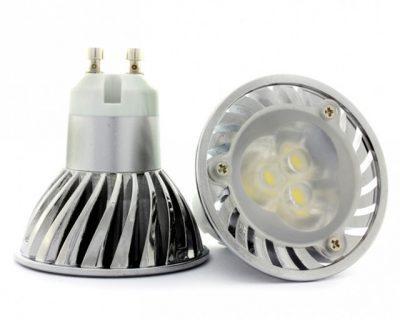 Светодиодные лампы MR16