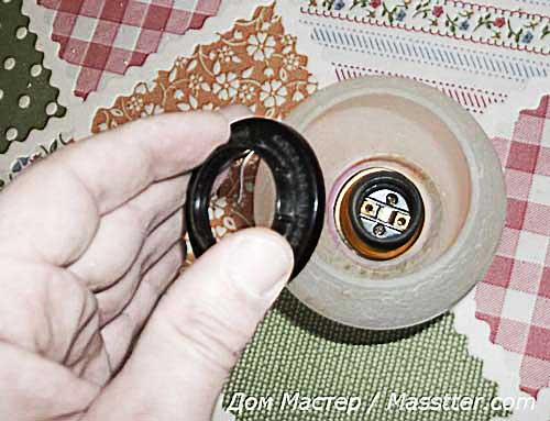 Сборка и монтаж потолочного светильника своими руками (9)