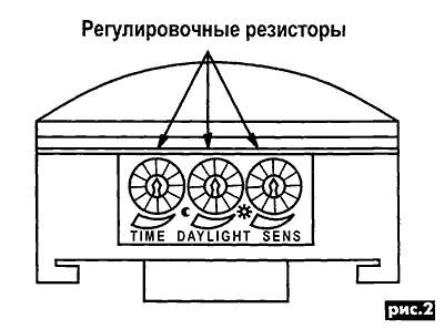 Настройка ИК-датчика