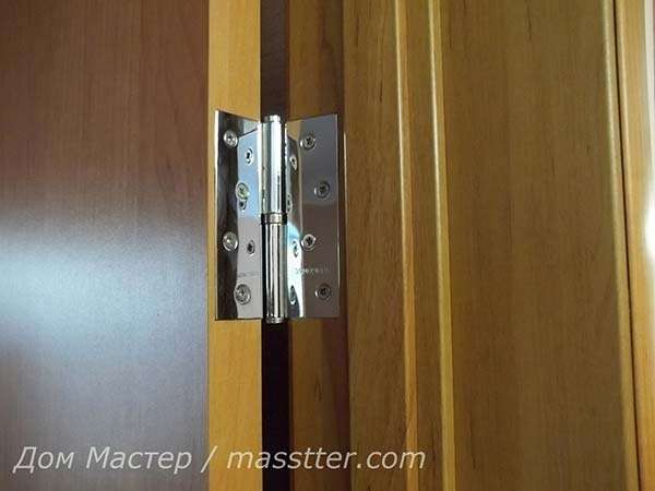 Точная врезка дверных петель (18)