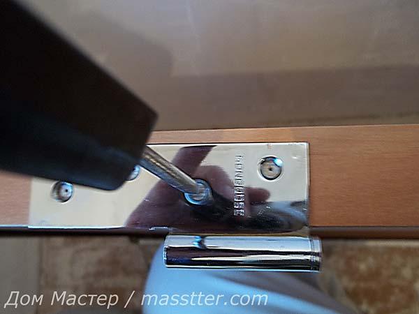 Точная врезка дверных петель (7)